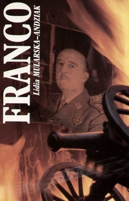 Okładka książki Franco