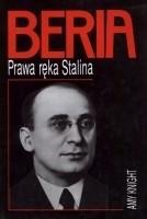 Okładka książki Beria. Prawa ręka Stalina