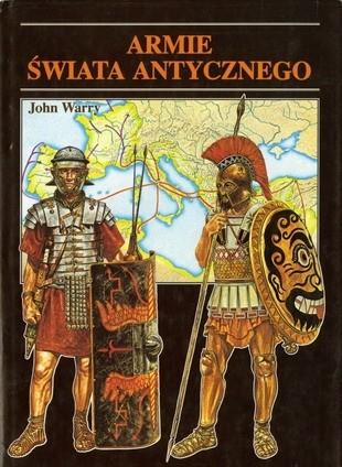 Okładka książki Armie świata antycznego
