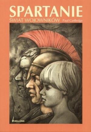 Okładka książki Spartanie. Świat wojowników