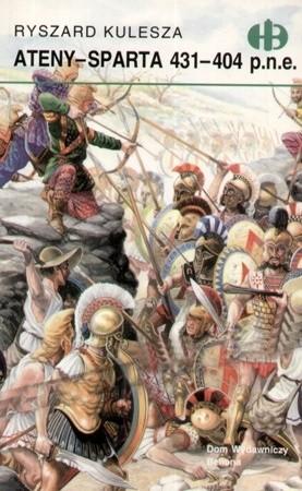 Okładka książki Ateny-Sparta 431-404 p.n.e.