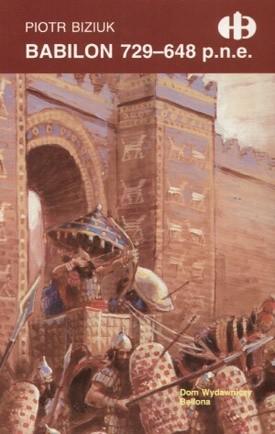 Okładka książki Babilon 729-648 p.n.e.