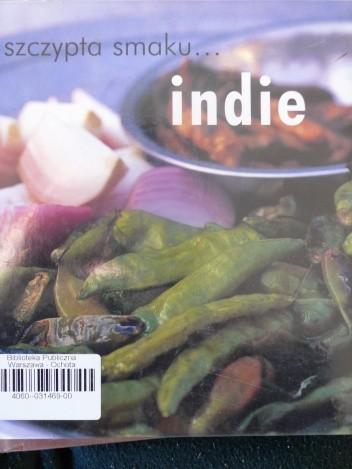 Okładka książki Szczypta smaku... indie