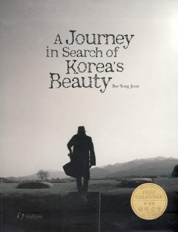 Okładka książki A Journey in Search of Korea's Beauty