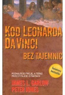 Okładka książki Kod Leonarda Da Vinci bez tajemnic