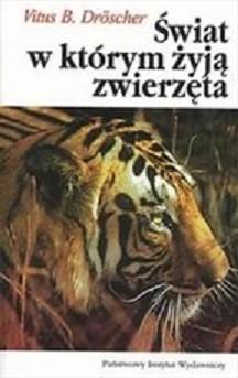 Okładka książki Świat, w którym żyją zwierzęta
