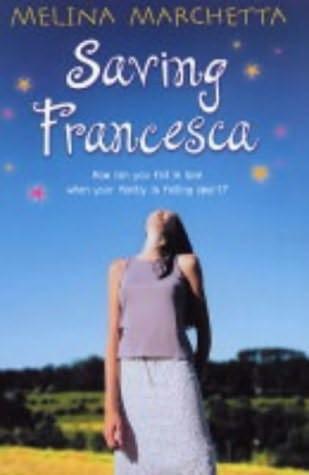 Okładka książki Saving Francesca