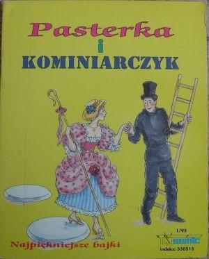 Okładka książki Pasterka i kominiarczyk