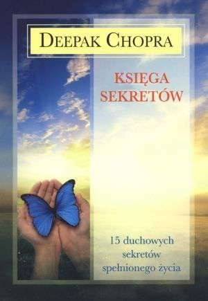Okładka książki Księga Sekretów