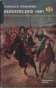 Okładka książki Beresteczko 1651