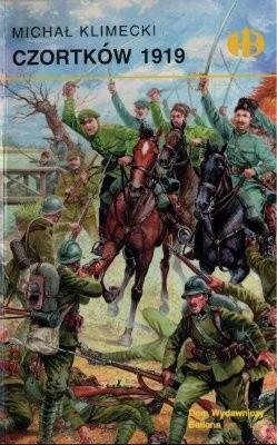 Okładka książki Czortków 1919
