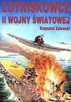 Okładka książki Lotniskowce II wojny światowej