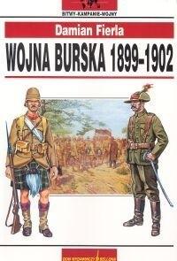 Okładka książki Wojna burska 1899-1902