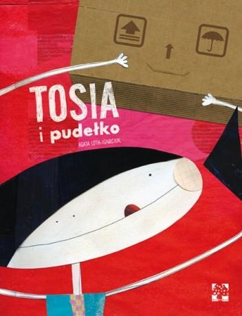 Okładka książki Tosia i pudełko