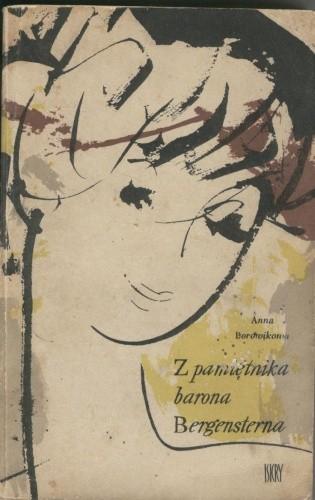 Okładka książki Z pamiętnika barona Bergensterna
