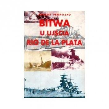 Okładka książki Bitwa u ujścia Rio de La Plata