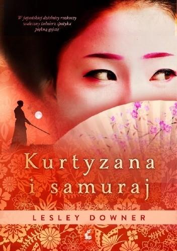 Okładka książki Kurtyzana i samuraj