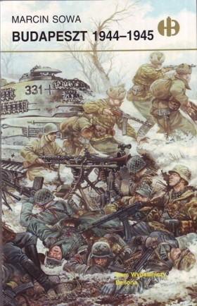 Okładka książki Budapeszt 1944-1945