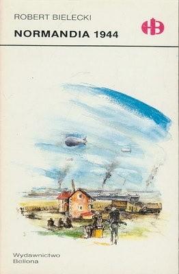 Okładka książki Normandia 1944