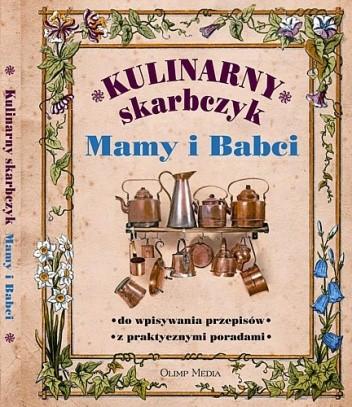 Okładka książki Kulinarny skarbczyk mamy i babci