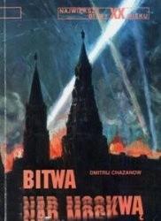 Okładka książki Bitwa nad Moskwą