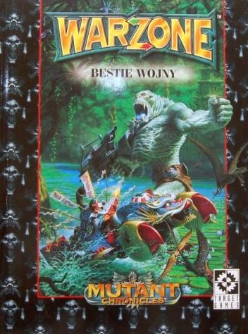 Okładka książki WarZone - Bestie wojny