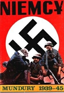 Okładka książki Mundury niemieckie 1939-1945