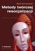 Okładka książki Metody twórczej resocjalizacji