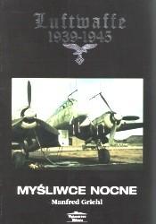 Okładka książki Myśliwce nocne