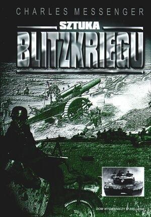 Okładka książki Sztuka Blitzkriegu