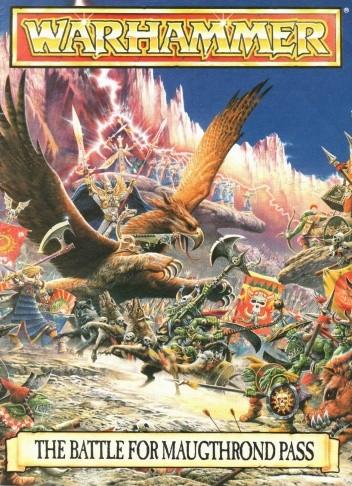 Okładka książki Battle for Maughthrond Pass, The