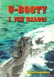 Okładka książki U-booty i ich załogi