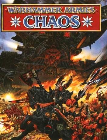 Okładka książki Warhammer Armies: Chaos