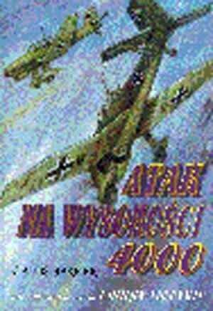 Okładka książki Atak na wysokości 4000