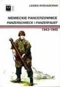Okładka książki Niemieckie pancerzownice Panzerschreck i Panzerfaust