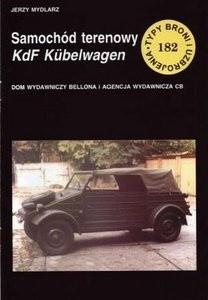 Okładka książki Samochód terenowy KdF Kubelwagen