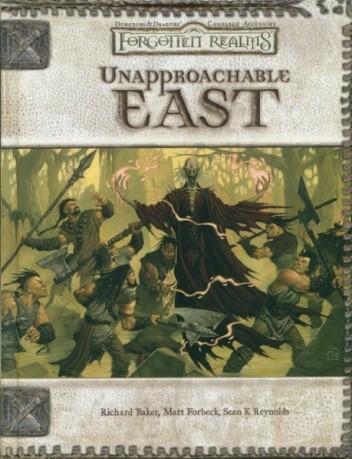 Okładka książki Unapproachable East