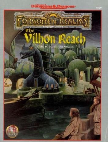 Okładka książki Vilhon Reach, The