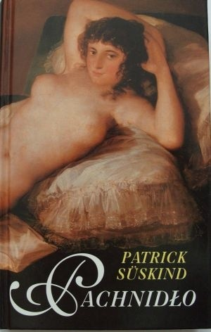 Okładka książki Pachnidło. Historia pewnego mordercy