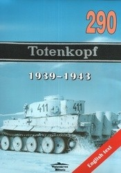 Okładka książki Totenkopf 1939-1943