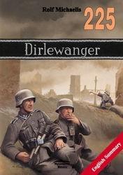 Okładka książki Dirlewanger