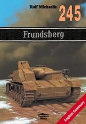 "Okładka książki SS-Panzer Division ""Frundsberg"""