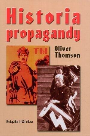 Okładka książki Historia propagandy
