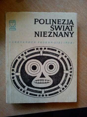 Okładka książki Polinezja - świat nieznany