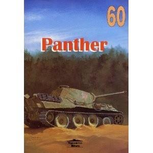"""Okładka książki PzKpfw V Sd Kfz 171 """"Panther"""" - część I"""
