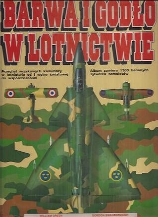 Okładka książki Barwa i godło w lotnictwie