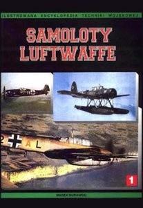 Okładka książki Samoloty Luftwaffe 1933-1945. Tom I