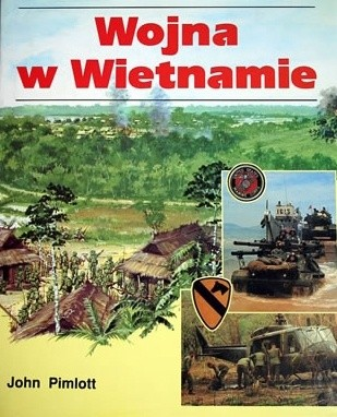 Okładka książki Wojna w Wietnamie