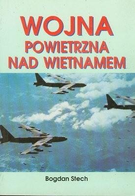 Okładka książki Wojna powietrzna nad Wietnamem