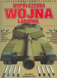 Okładka książki Współczesna wojna lądowa